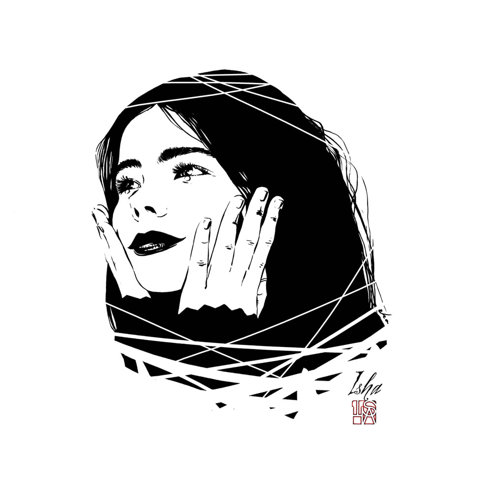 Björk portrait