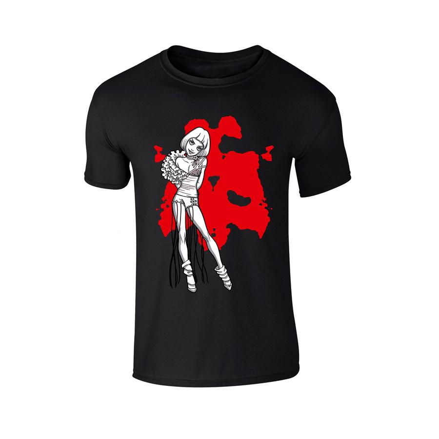 Tee-shirt Goth 2